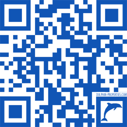 Spanish Property Estate Agent Website QR Code